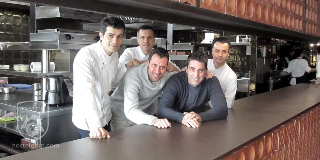 Restaurant-Disfrutar-Barcelona-Edaurd-Xatruc-Oriol-Castro-Mateu-Casanyes-Eduard-Perarnau-HostelGrup