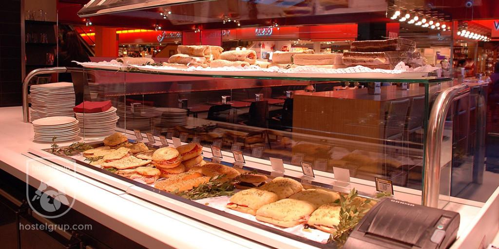 CENTRAL CAFÉ C.C. L'ILLA DIAGONAL