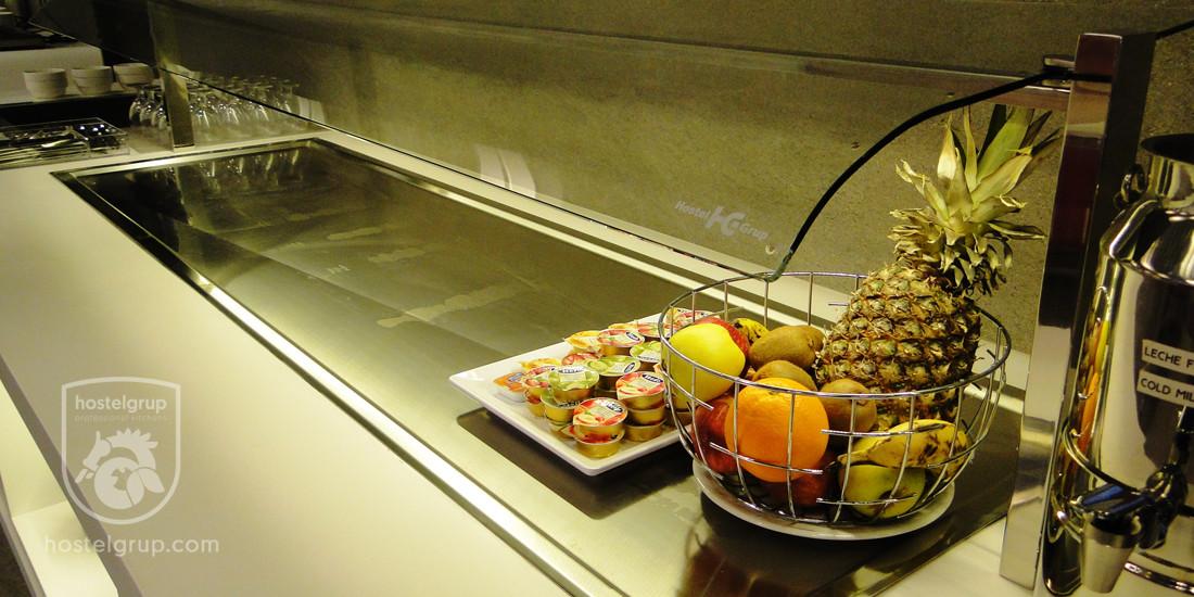 detalle-interior-cocina-hotel-turin-barcelona-hostelgrup