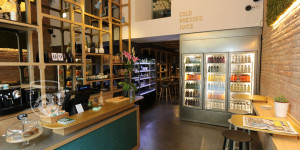 Restaurant -green-and-berry-enric-granados-barcelona