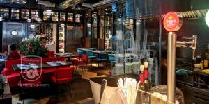 Cocina Restaurante Vinitus Madrid
