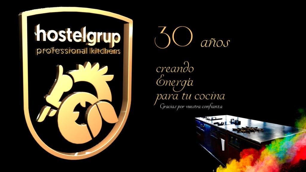 Hostelgrup 30 aniversario
